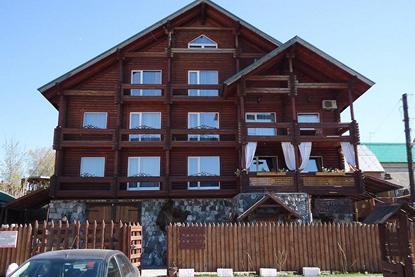 Строительство деревянных гостиниц