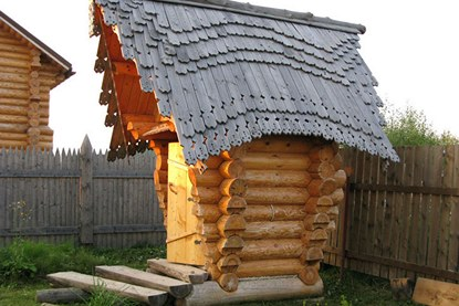 Конструкции из дерева в Краснодаре